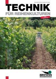 FÜR REIHENKULTUREN - Clemens GmbH & Co. KG