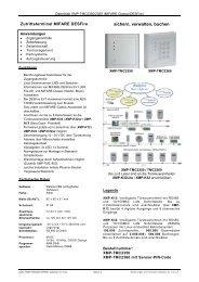 XMP-TMC2350/2360 MIFARE® DESFire