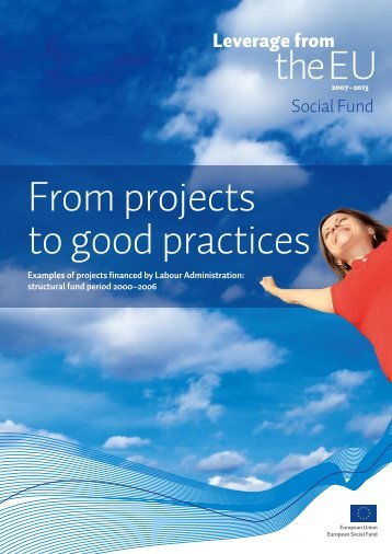 From projects to good practices - Rakennerahastot.fi