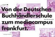 Campus-Chronik - Mediacampus Frankfurt