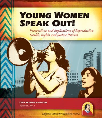 YOUNG WOMEN SPEAK OUT! - California School Health Centers ...
