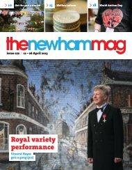 Newham Mag Issue 272 (PDF)