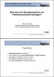 Dr. Michael Müller - Vinzenz Gruppe