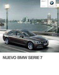 NUEVO BMW SERIE  debido a las limitaciones de velocidad que ...