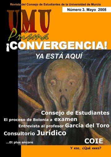 convergencia! - Universidad de Murcia