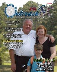 utreach - OutreachNC Magazine
