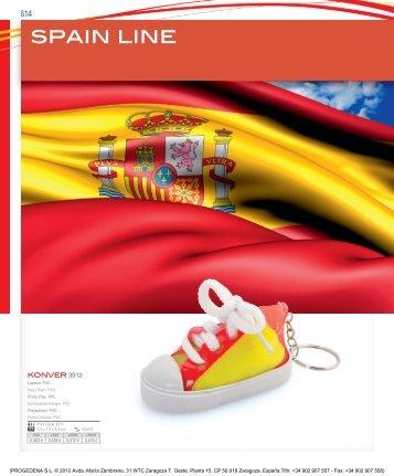 SPAIN LINE - Progedena