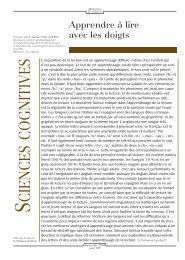 six lettres et sons - INSERM-CEA Cognitive Neuroimaging Unit
