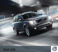 Volvo XC90 - Motorwebs