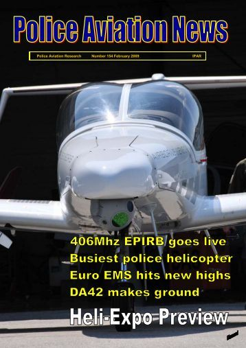 Police Aviation News February 2009