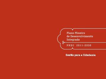 PMDI 2011 - 2030 - Secretaria de Estado de Planejamento e Gestão ...