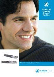 7458_ZOP_Surgical_ Manual_FR - Zimmer Dental