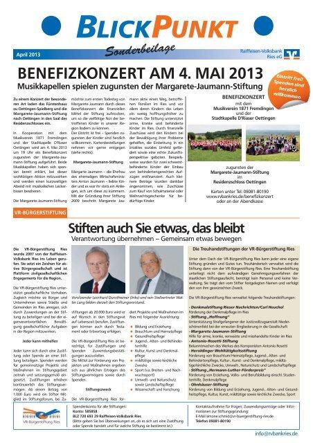 Blickpunkt Sonderbeilage 4 / 2013 (PDF, 257 KB) - Raiffeisen ...