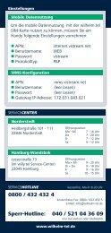 PDF ansehen - Wilhelm.tel GmbH