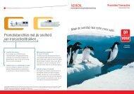 Brochure Transactioneel/promotioneel - Xerox