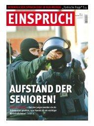 AuFStAnd der Senioren - Neue Welt Verlag