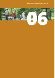 Geschäftsbericht (pdf, 1.3Mb) - Psychiatrie Baselland PBL