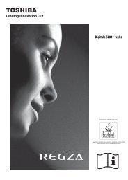 Digitale SL83*-reeks - Toshiba-OM.net