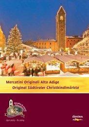 Mercatini Originali Alto Adige Original Südtiroler ... - Sterzing