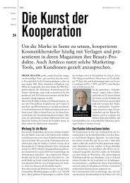 Die Kunst der Kooperation - VKE