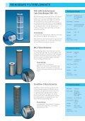 Industriefilterelemente - Contec - Seite 3