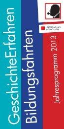 Teil 2 – Bildungsfahrten, GeschichteErFahren (pdf, 460 KB)