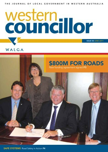 Local Government Peer Support Team - walga