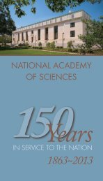 1863~2013 - The National Academies