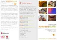 FACHKRAFT ästhetischeBildung - KUNST & GUT >> Startseite