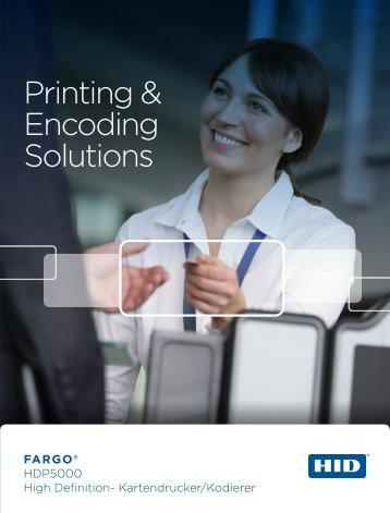 Printing & Encoding Solutions