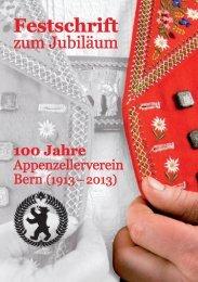Link zur Festschrift - appenzellbern.ch