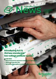 Acti 9 The efficiency you deserve (.pdf 483 Kb) - Schneider Electric