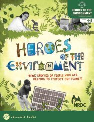 Heroes of the Environment - Chronicle Books