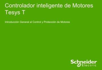 Tesys T presentación técnica - Schneider Electric
