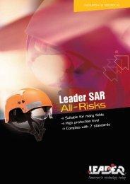 Helmet Search & Rescue - Leader