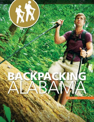 by dr. Eric beck - Alabama Department of Conservation and Natural ...