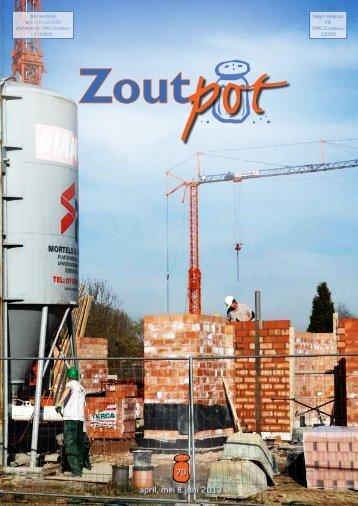 Zoutpot nr. 70 - april 2013 - Stad Zoutleeuw