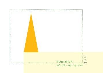 06. 08. - 04. 09. 2011 BOHEMICA - obART