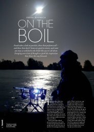 Frank takes a look at particles, those that perform well ... - Carpworld