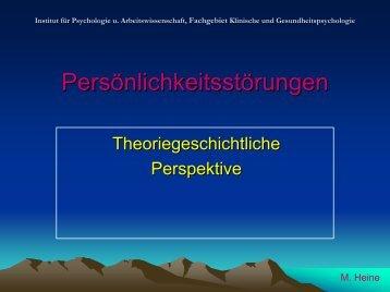 Download (PDF, 2,8 MB) - Klinische und Gesundheitspsychologie