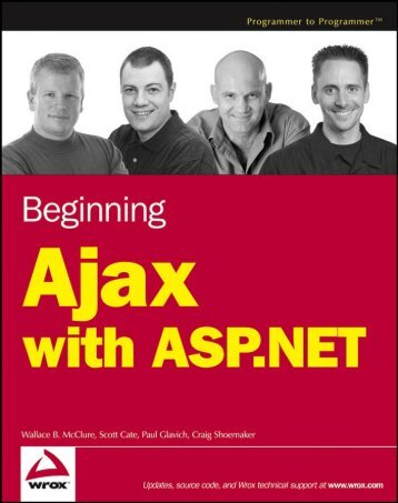 Beginning Ajax With ASP.NET (2006).pdf