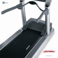 T Series Treadmills - 1.61MB - PhD Fitness