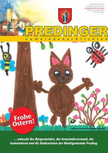 Frohe Ostern! - Preding