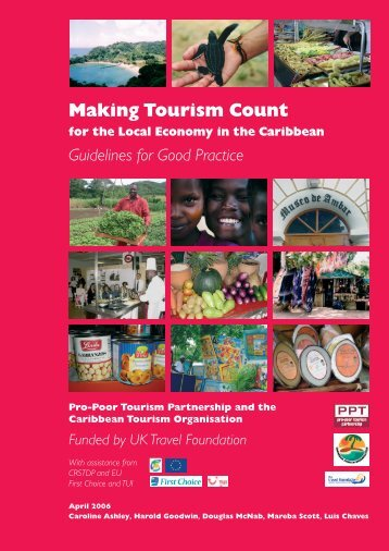 Making Tourism Count - Caribbean Tourism Organization