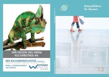 Download Einkaufsführer 2013 - ICOM