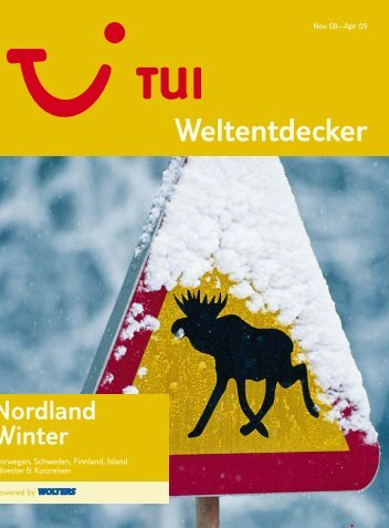 WOLTERS - Nordland - Winter 2008/2009 - tui.com - Onlinekatalog