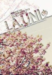 Download der Ausgabe La.Uni168 als PDF