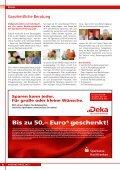 presso DAS MAGAZIN DER SPARKASSE HOCHFRANKEN - Seite 4