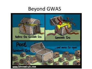 Gene-gene interaction