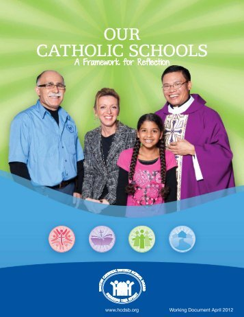 Catholicity In Our Schools - Halton Catholic District School Board